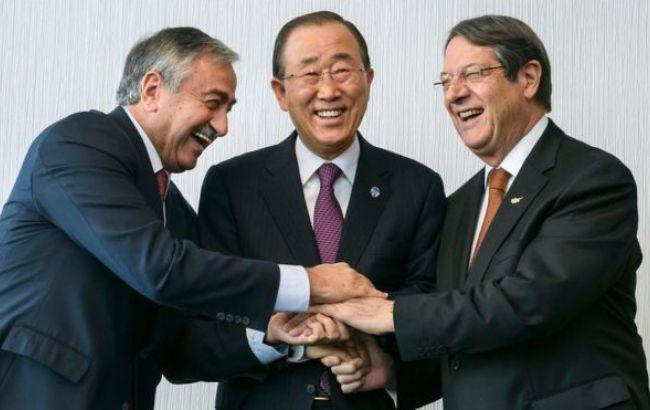Фото: переговоры проходят при посредничестве ООН