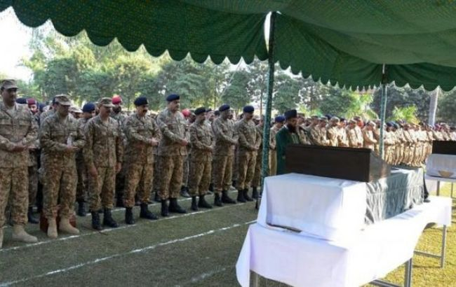 Фото: военные погибли в округе на линии разграничения