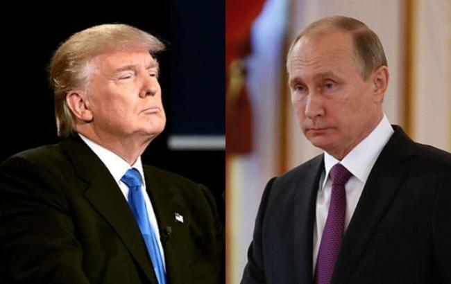 Трамп і Путін провели телефонну розмову