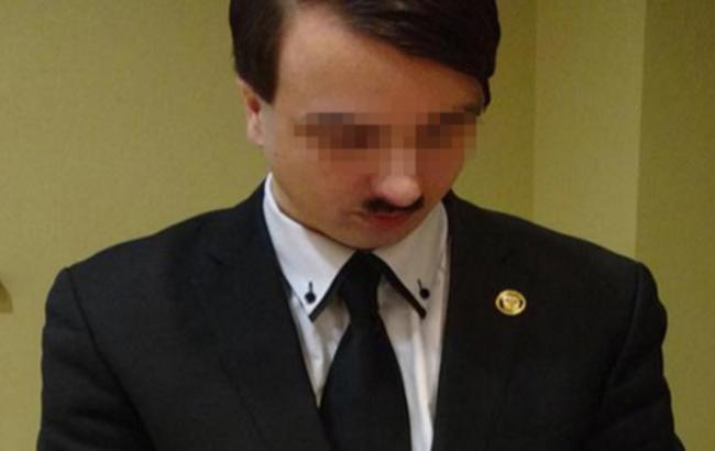 Фото: Гарольд Гитлер