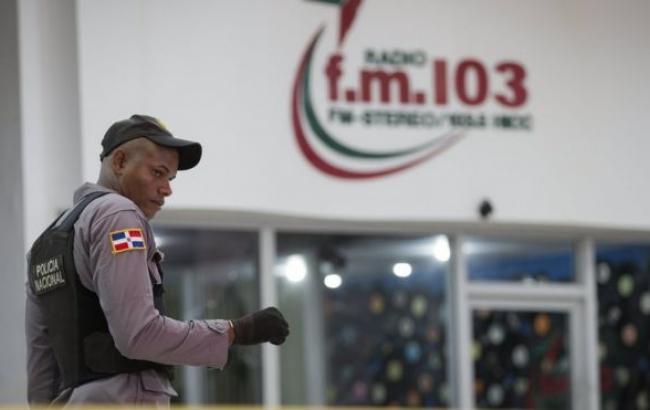 Фото: в Доминикане журналистов застрелили во время прямого эфира