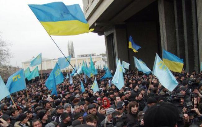 Фото: депортацію кримських татар може розглянути міжнародний трибунал
