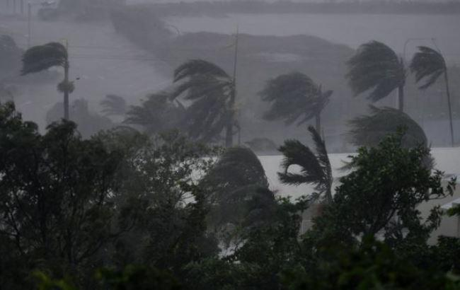Фото: Циклон в Квинсленде