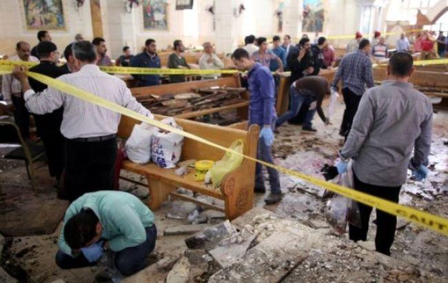 Вибухи в Єгипті: кількість загиблих зросла до 40