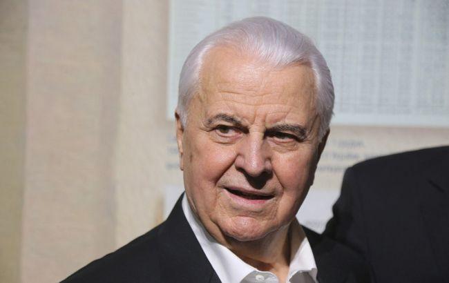 Кравчука викликають на комітет ВР через заяву про вибори на Донбасі