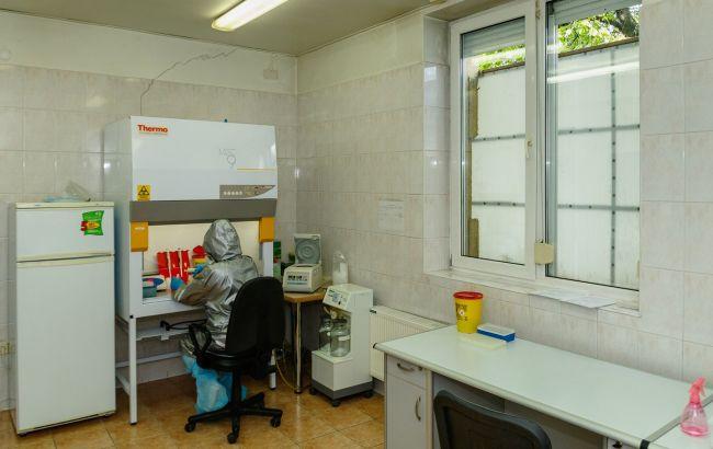 Украина получила оборудование для диагностики COVID-19 методом ПЦР на 2 млн гривен