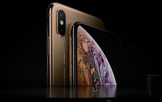 Apple презентувала нові моделі смартфонів іР?оnе XS і iPhone XS Max