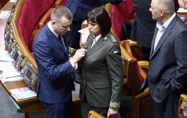 Фото: Нардепи на відкритті сьомої сесії Ради (РБК-Україна)