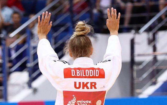 Легенда українського спорту: Дарина Білодід знову стала чемпіонкою світу
