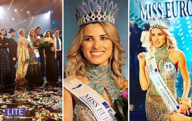 Miss Europe Continental 2018: сногсшибательные фото первой красавицы