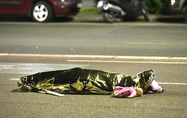 Фото: жертвами теракту стали також і діти