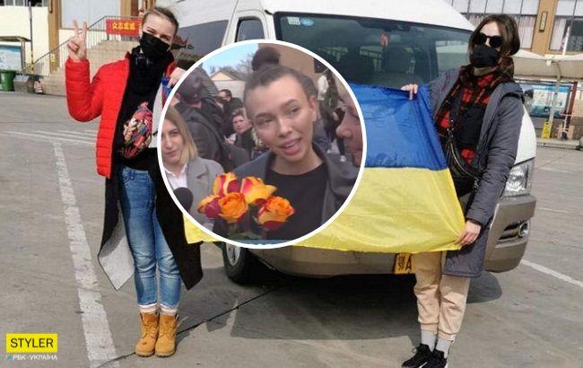 Эвакуированные украинцы в Новых Санжарах раскрыли правду об обсервации