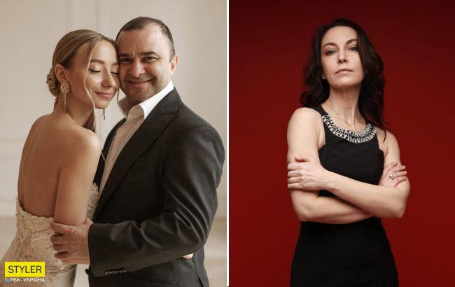 Екс-дружина Віктора Павліка різко відповіла його молодій жінці: собака гавкає