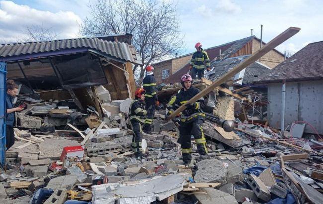 В Киеве прогремел мощный взрыв: новые подробности и фото с места ЧП