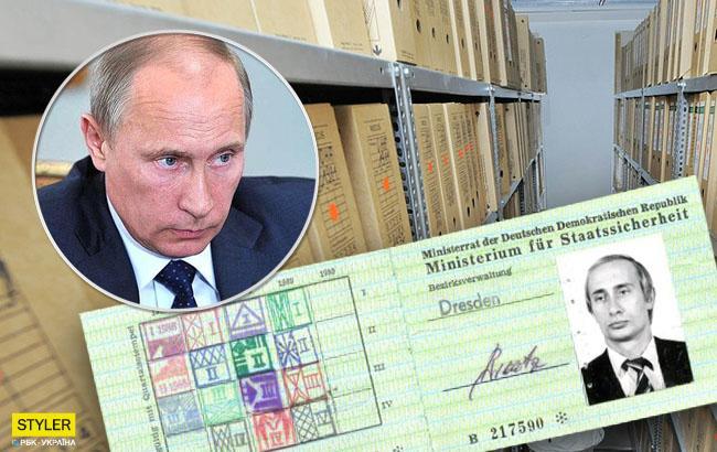 """""""Не тільки їх у їдальнях"""": стало відомо, чим насправді займався Путін в НДР"""
