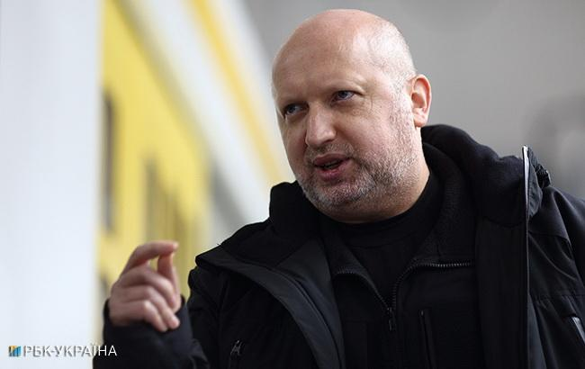 Катастрофа MH17: Турчинов назвав фейком заяву РФ про приналежність ракети