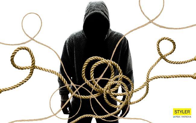В Кременчуге вор запутался в бельевых веревках, убегая от полиции