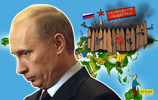 """""""Доведеться відмотати назад"""": журналіст пояснив, як Путін після анексії Криму перетворив Росію на країну-ізгоя"""