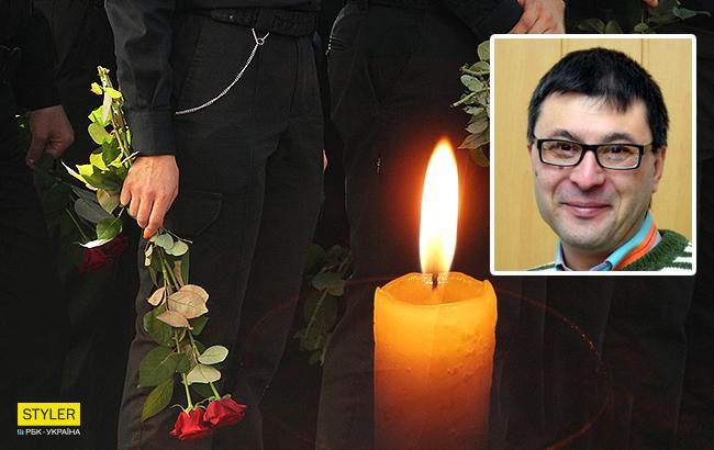 В Кировоградской области в больнице скончался известныйжурналисти блогер