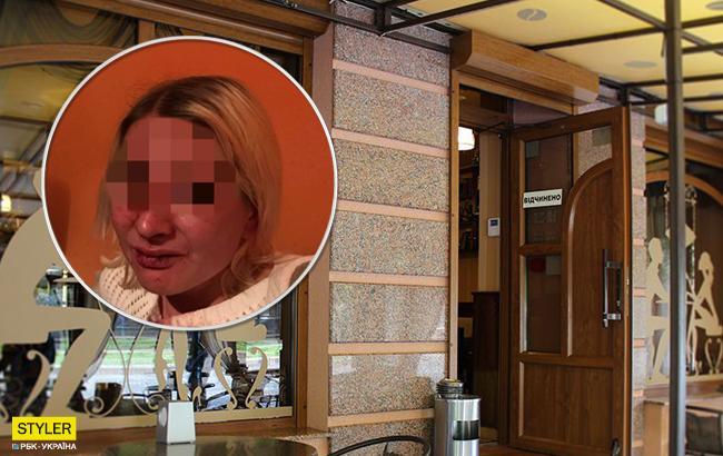 На Закарпатье неадекват не дождался кофе иустроилпобоище в кафе (видео)