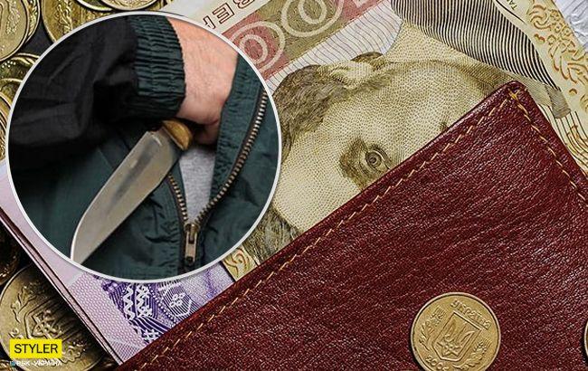 В Конотопе пенсионер зарезал сына из-за 300 гривен