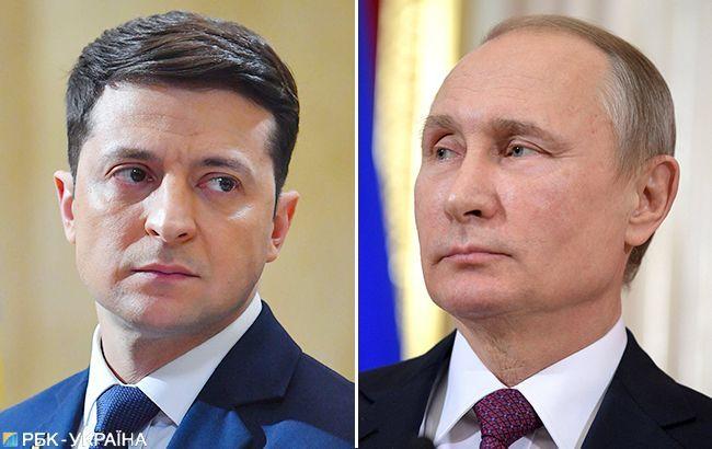 У Кремлі підтвердили плани про зустріч Путіна і Зеленського в Парижі