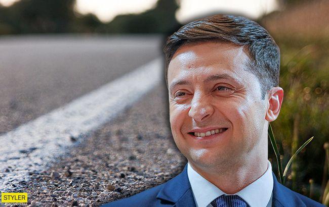 Зеленский хочет отказаться от ямочного ремонта дорог: все подробности