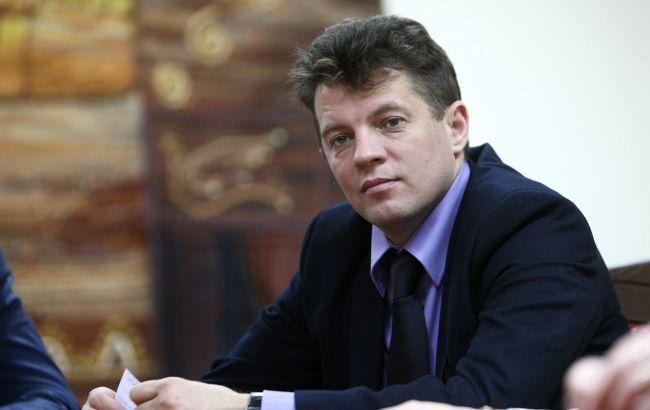 Суд у Росії продовжив арешт Сущенка ще на три місяці