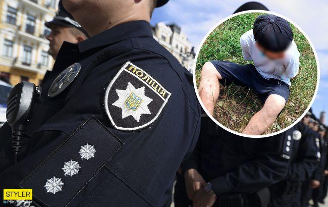 Киянка допомогла затримати грабіжника: чоловік зірвав з неї золотий ланцюжок
