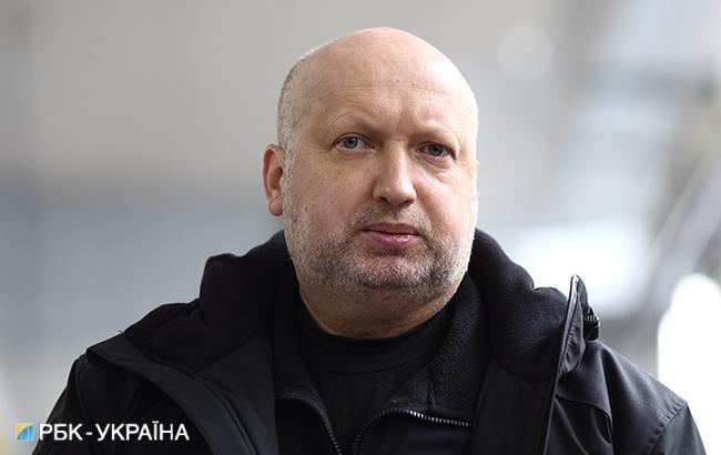 Турчинов пропонує ввести кримінальну відповідальність за закупівлі в Росії