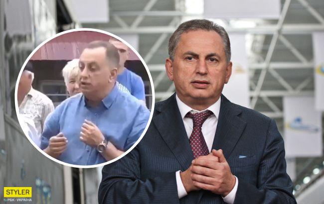 Хам, тунеядец и бездельник: экс-регионал Колесников обматерил избирателя (видео)