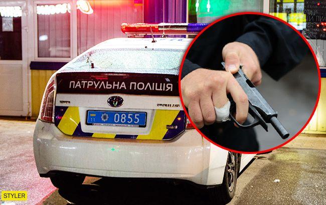 В Одесі чоловік відкрив стрілянину по дітях: всі деталі НП і відео