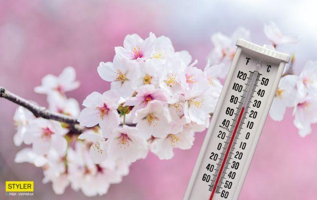 Температура буде бити історичні рекорди: синоптики дали прогноз на понеділок