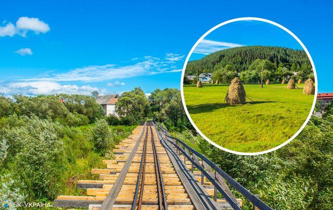 Пейзажи с обложки журнала: лучшие локации Карпат, где стоит провести уикенд в окружении гор