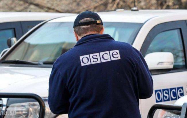 Оккупанты опять недопустили наблюдателей ОБСЕ кучасткам «разведения сил»