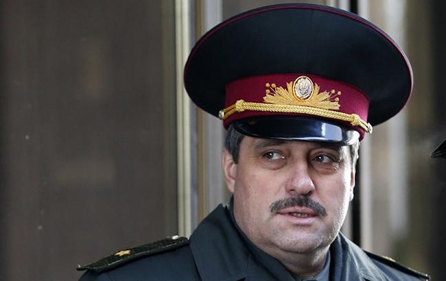 Катастрофа Ил-76: жалобу экс-главы штаба АТО Назарова оставили без рассмотрения