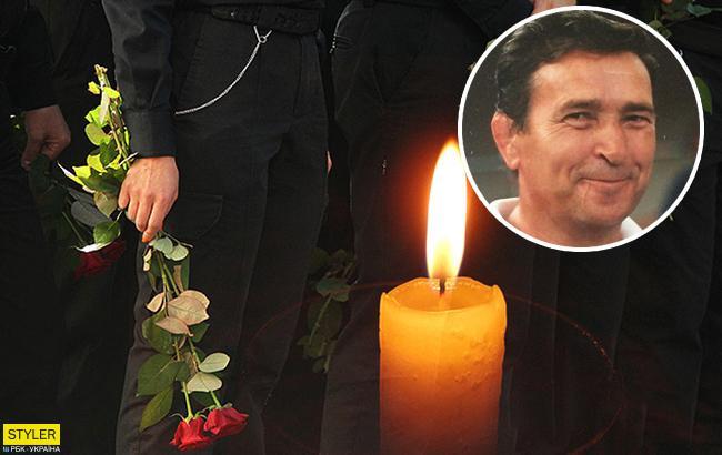 Помер видатний український тренер