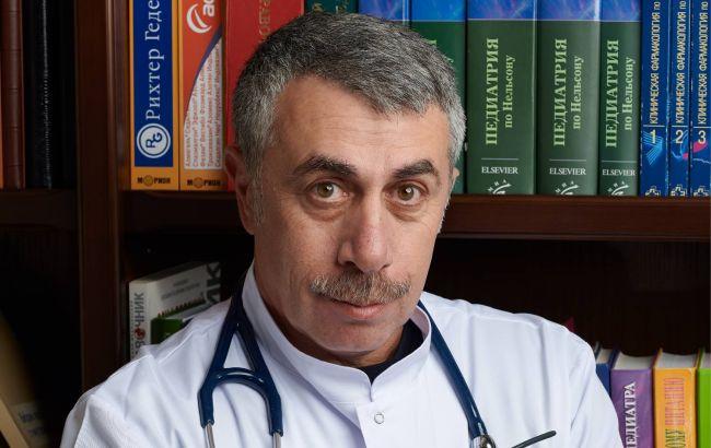 У многих есть врожденный иммунитет: Комаровский рассказал, что будет с COVID-19 в Украине