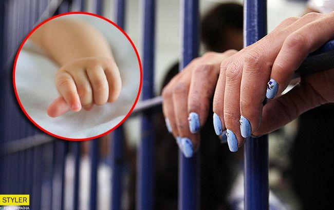 Ребенок не кричал: под Сумами мать зверски убила новорожденную дочь