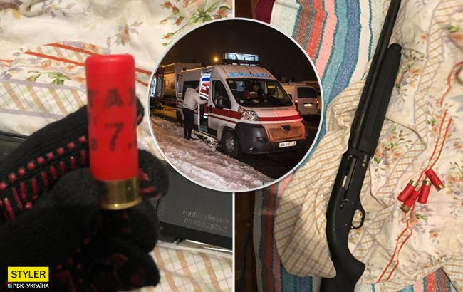 ЧП под Киевом: хвастовство закончилось убийством