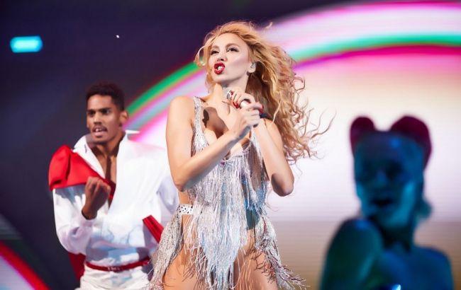 Скандал с концертом Поляковой в Харькове получил неожиданный поворот: артистка заразилась?