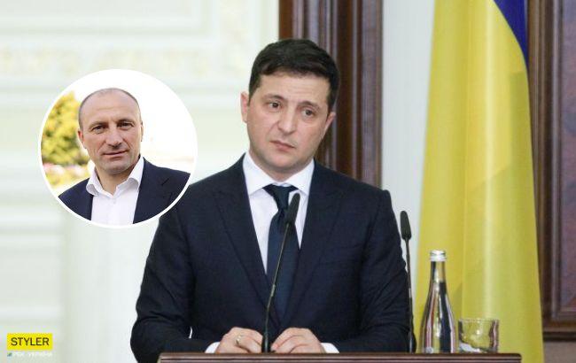 "Мэр Черкасс ""наехал"" на Зеленского из-за угроз"