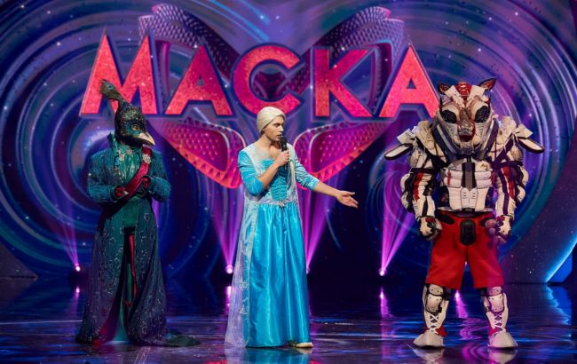 """Думали, что Пава – мужчина: в шоу """"Маска"""" рассекретили еще одну звезду"""