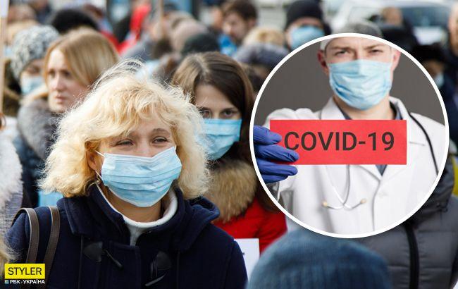 """В Украине появились """"белые"""" регионы с коронавирусом: что важно знать"""