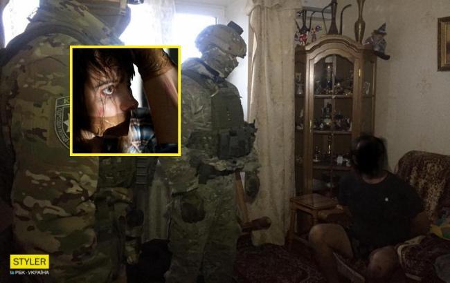 У Києві грабіжник взяв в заручники власну матір: деталі інциденту