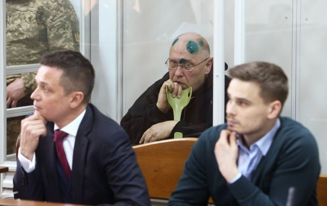 Фигурант дела Гандзюк признал вину и просит утвердить соглашение