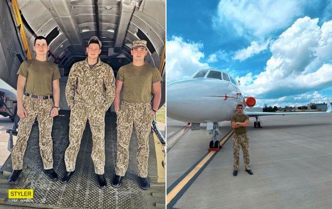 Зовсім ще діти: з'явилися фото курсантів, які загинули при падінні літака в Чугуєві
