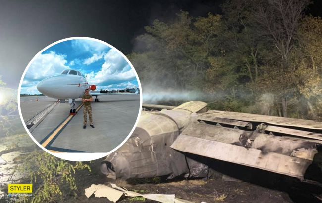 Авиакатастрофа под Харьковом: эксперт указал на странный момент