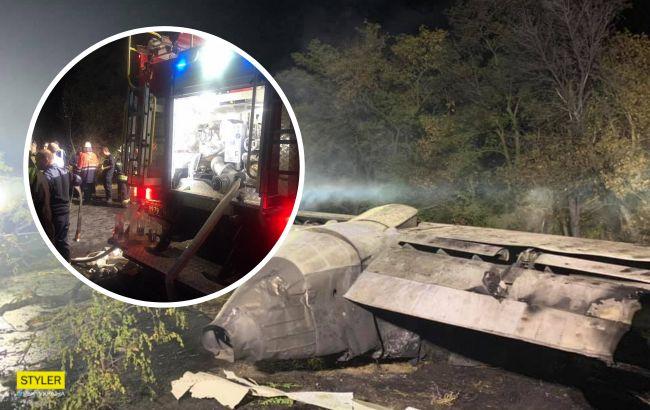 Авиакатастрофа в Чугуеве: всплыли данные о пилоте самолета