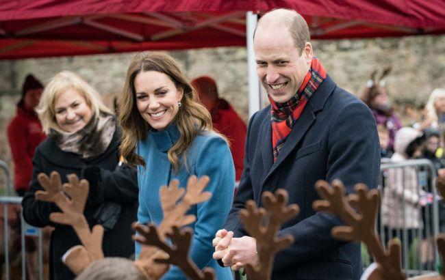 Кейт Миддлтон и принц Уильям нарушили важнейшую королевскую традицию на Рождество